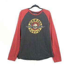 Denim & Supply Ralph Lauren Shirt Men XXL